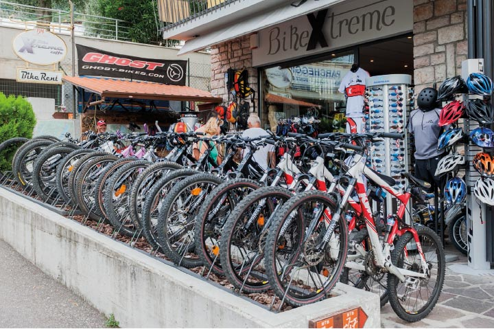 Xtreme Bike Malcesine Shop