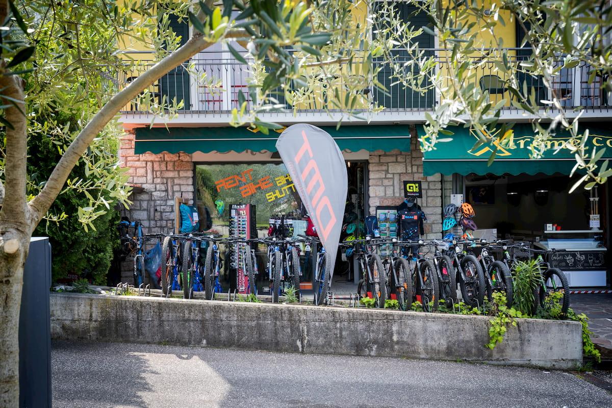 Funivia Bike Shop Malcesine Lake Garda